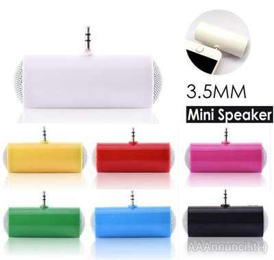 Stereo Mini Speaker Microphone Portable Speaker MP3