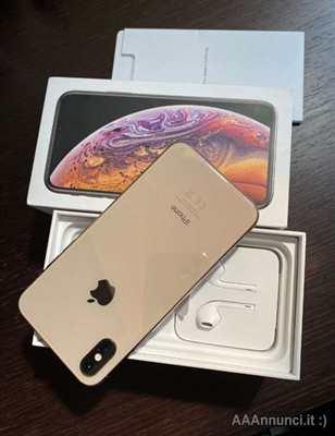 Apple Iphone XS MAX 256giga