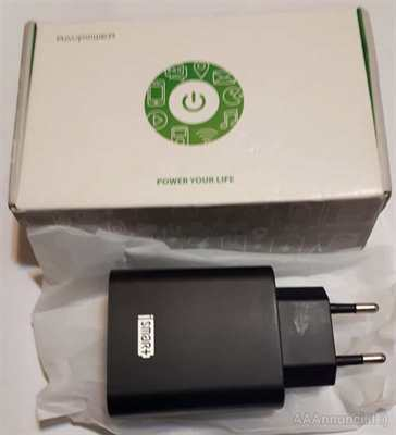 Caricatore USB da Muro a 3 Porte