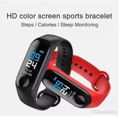 Smartwatch M4 intelligente e multifunzione per sport