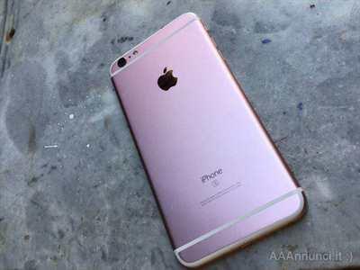 IPhone 6s Plus usato ricondizionato rosa gold