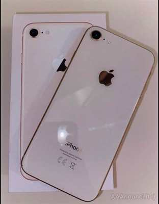 IPhone 8 Silver Argento
