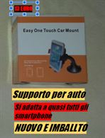 Supporto per auto Easy One Touch