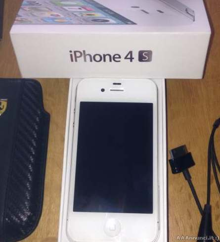 iphone 4 bianco usato latina - photo#22