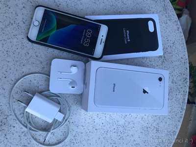 Iphone 8 - 64 GB - Bianco - come Nuovo