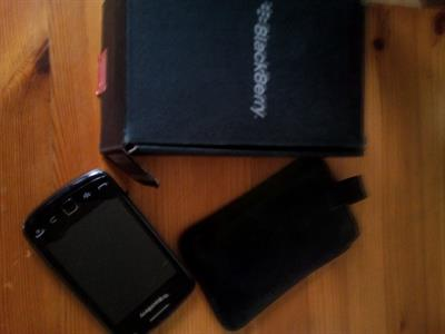 Cellulari Blackberry Curve 9380 e HTC