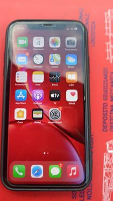 IPhone XR 128GB nero