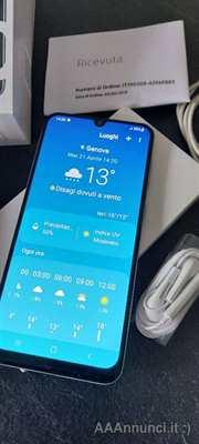Samsung A50 128 Gb Bianco, garanzia A+++
