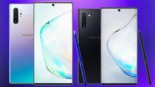 Galaxy Note 10 plus 12/256 gb