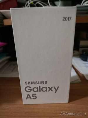 Samsung Galaxy A5 2017 pari al nuovo