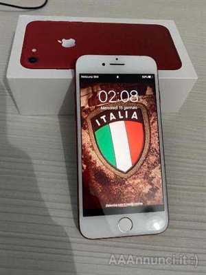 Phone 7 rosso 128 GB